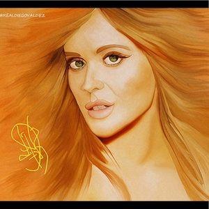 Ms Katie May by DiegoValdez Pop art
